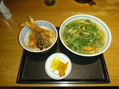 ミニ天丼セット.JPG