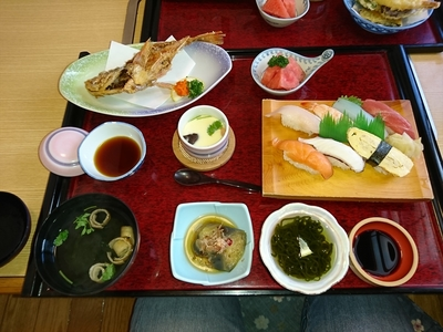 寿司御膳1.JPG