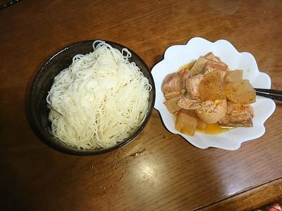 豚バラ肉と大根の煮付け.JPG