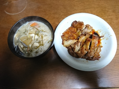 鶏の照り焼き.JPG