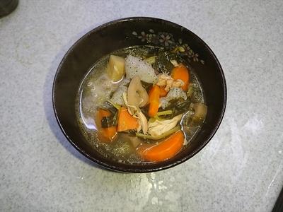 鶏肉と根物野菜の白だし煮.JPG