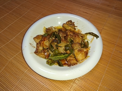 鶏肉野菜炒め.JPG