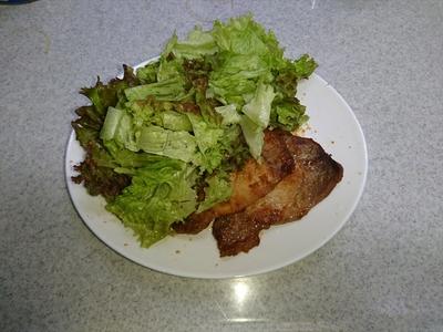 味噌漬け豚肉ソテー.JPG